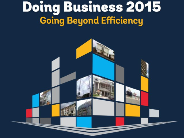 World Bank Doing Business 2015 report