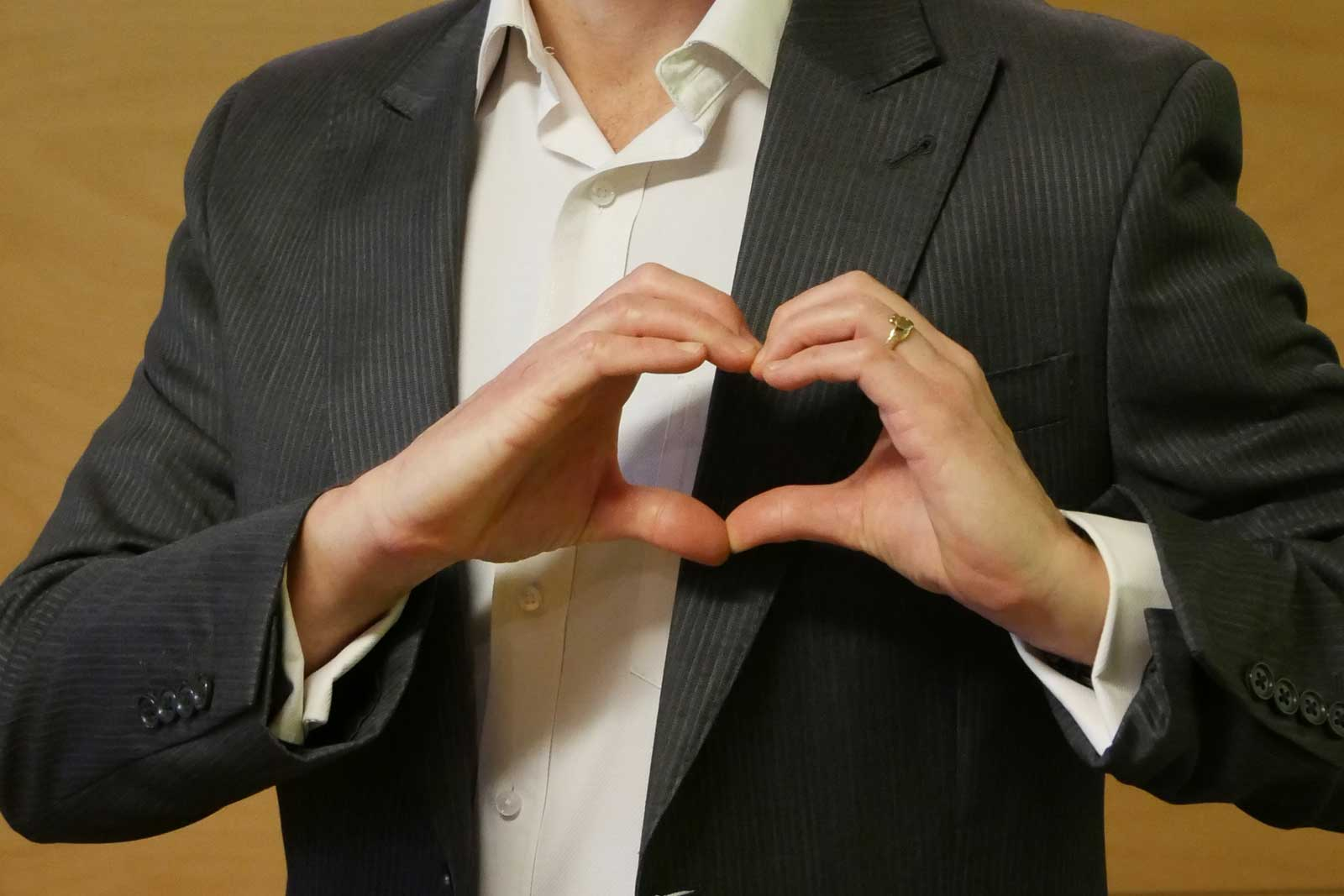 You are at the heart of our business