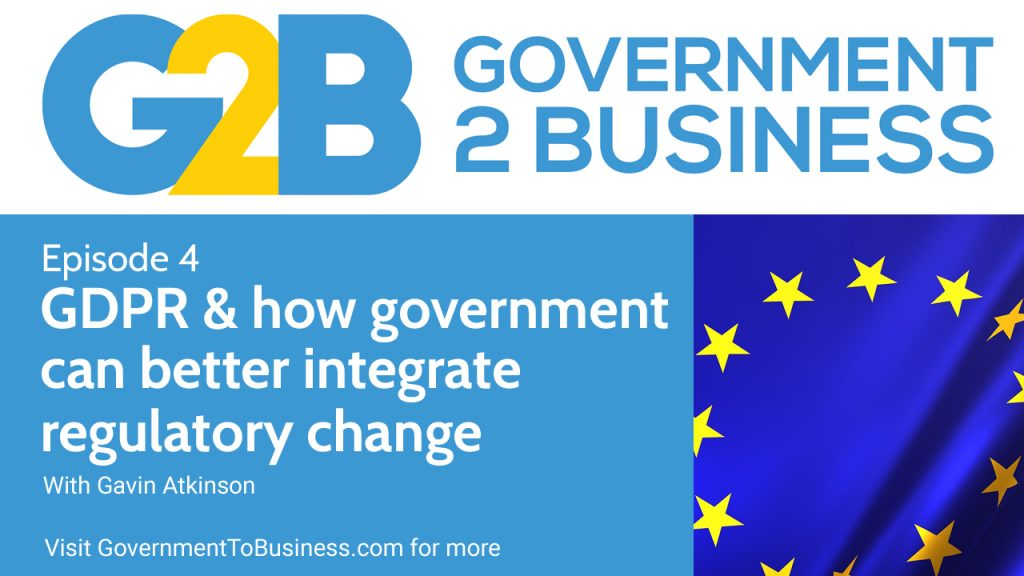 GDPR & better communicating regulatory change